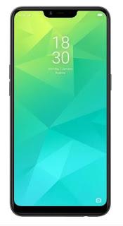 Realme 2 (Diamond Black, 64 GB)  (4 GB RAM) Available Now
