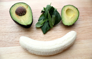 Avocados, Spinach and Bananas, heart disease, health