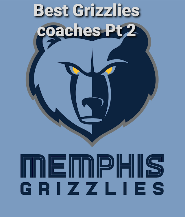 Memphis Grizzlies coach history part 2