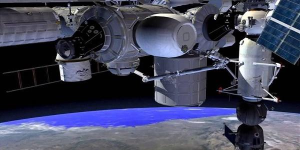 Φουσκωτή επέκταση στον Διεθνή Διαστημικό Σταθμό