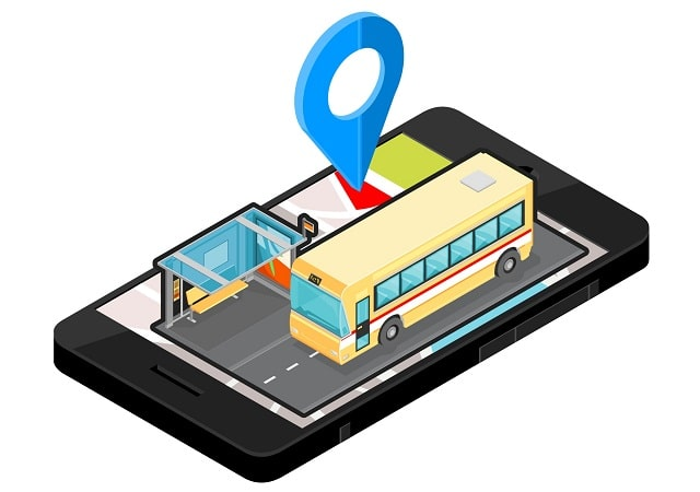 benefits bus gps system geotracking software