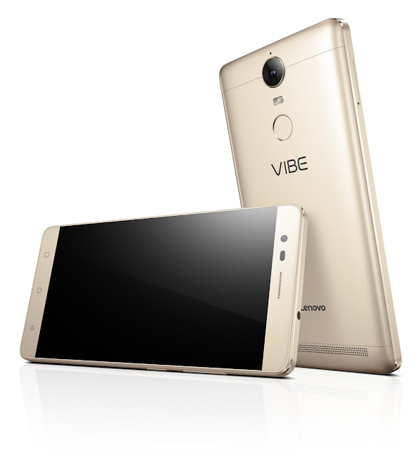 Lenovo VIBE K5, VIBE K5 Plus, and VIBE K5 Note Launched, Premium Devices Boasting Multimedia Entertainment