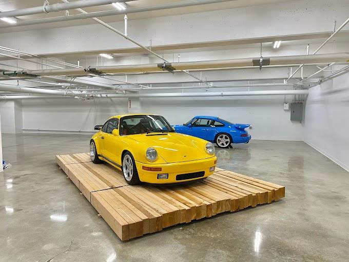 Legendary Porsche Specialist RUF