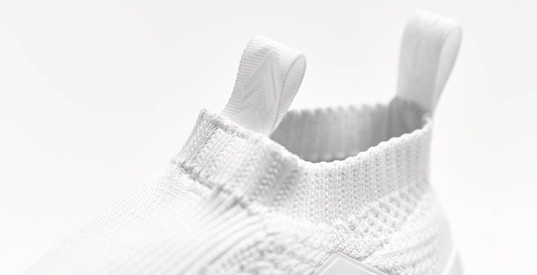 the latest 137f6 fad51 Triple White Adidas Ace 16+ PureControl Ultra Boost Released