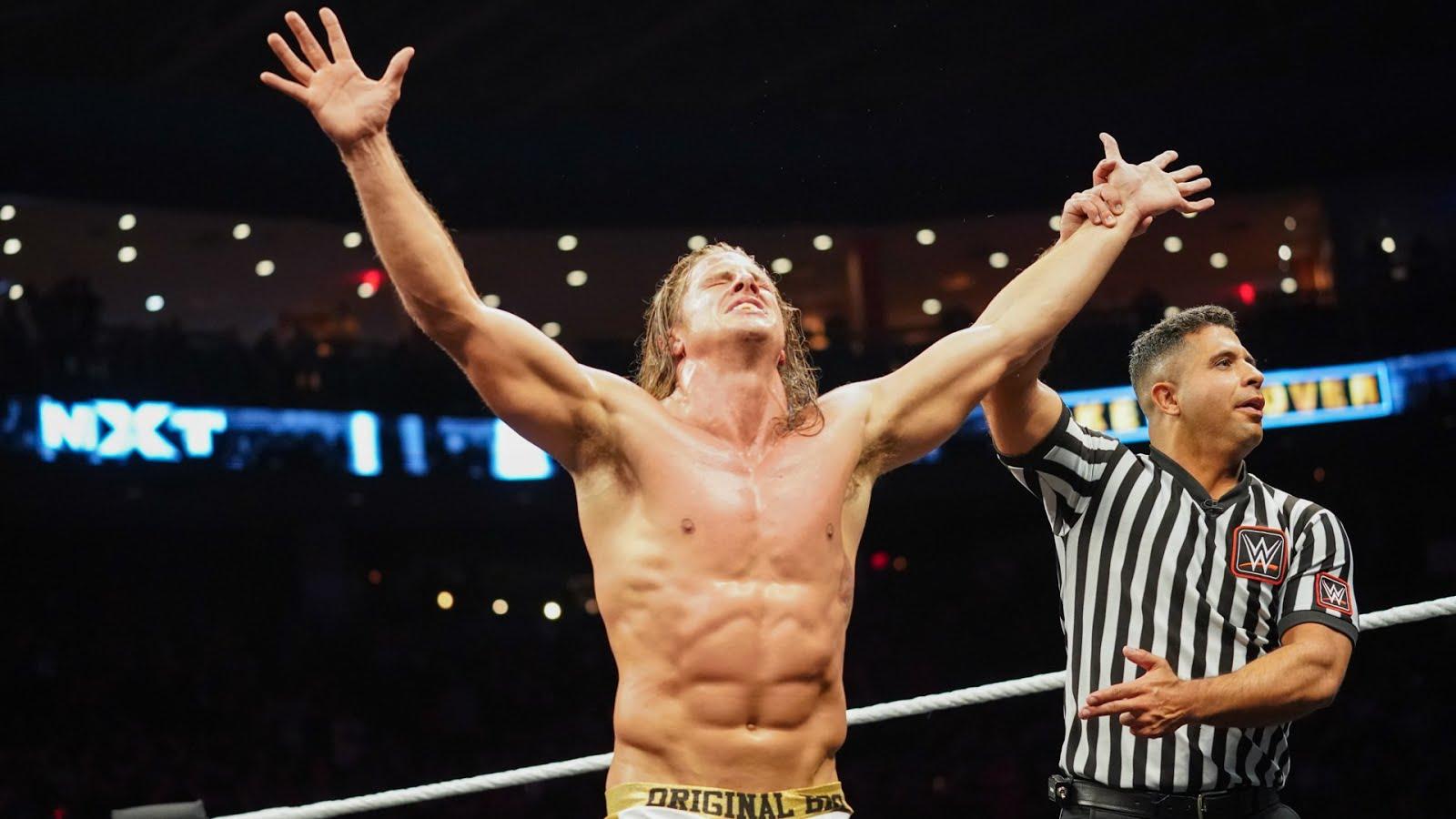 Matt Riddle é oficialmente anunciado como integrante do SmackDown