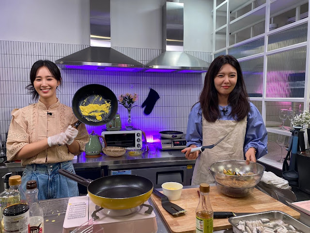 SNSD Yuri winning recipe sooyoung