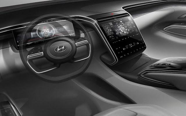 Hyundai New Tucson 2021