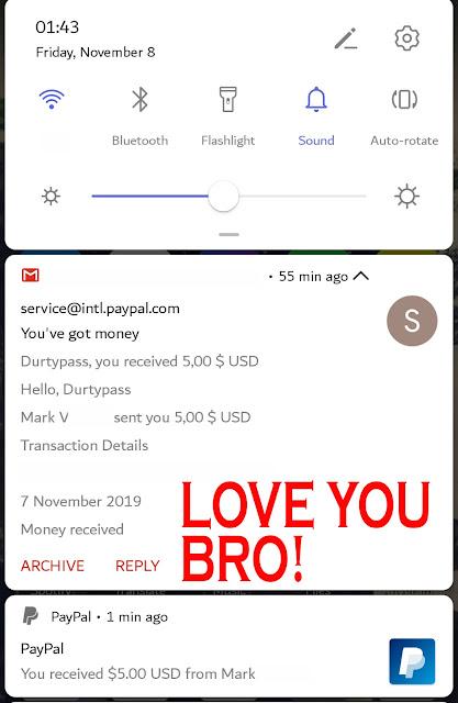 Donation For Durtypass.com