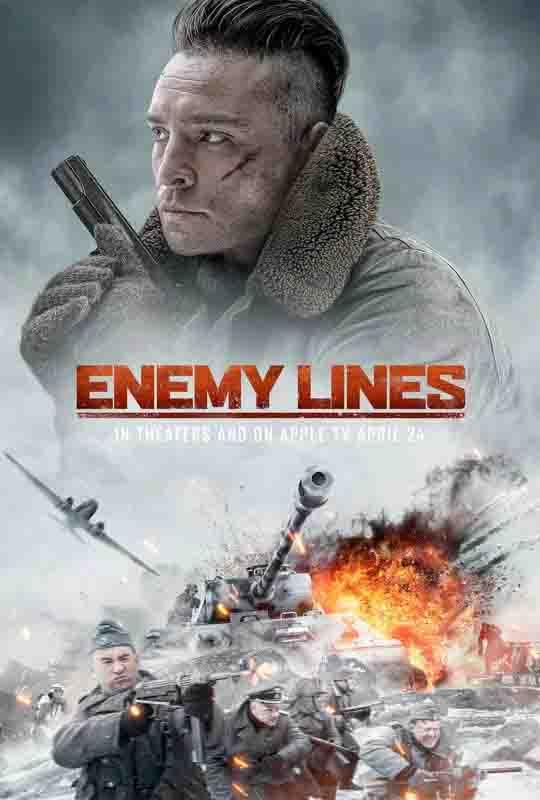 مشاهدة مشاهدة فيلم Enemy Lines 2020 مترجم