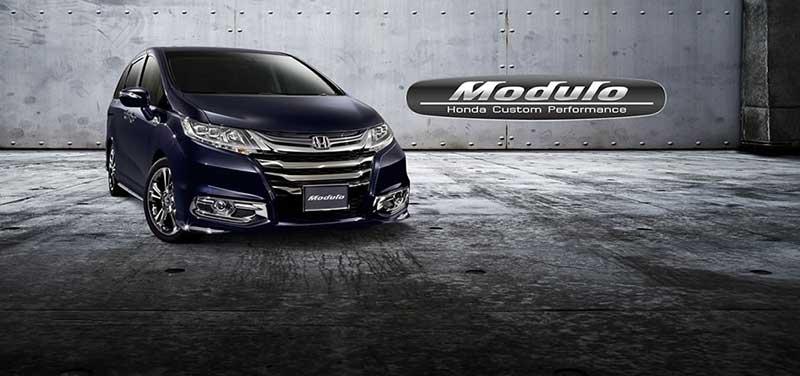Aksesoris Mobil Honda Odyssey Bandung 2016
