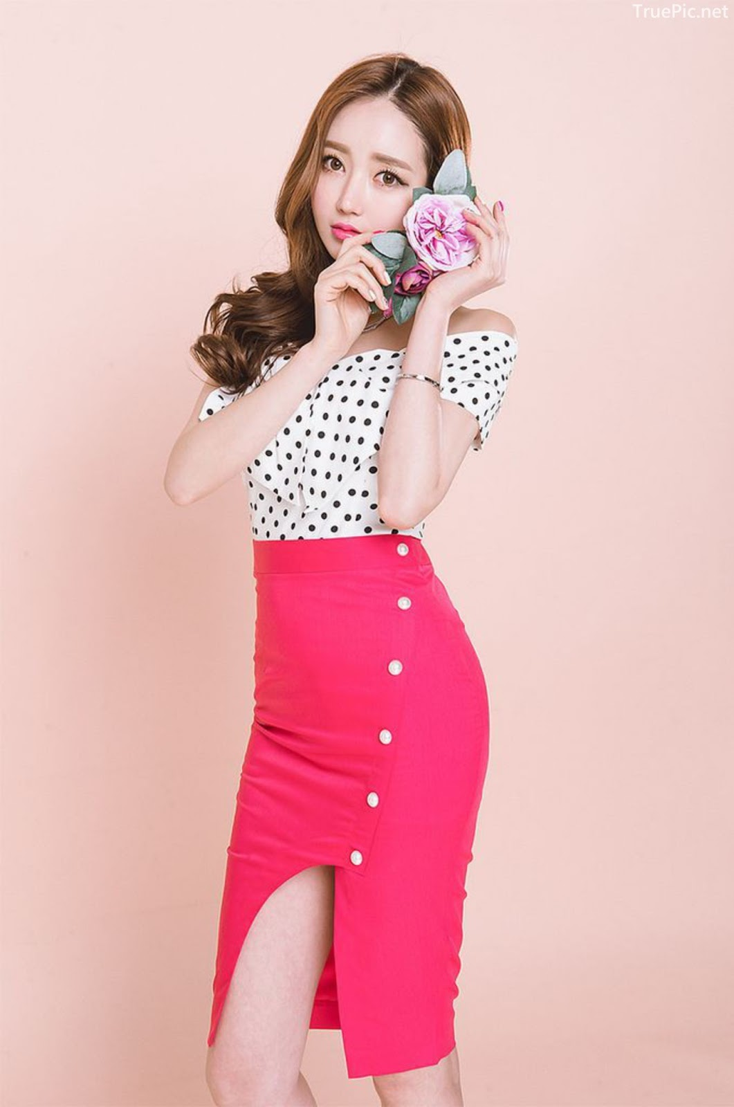 Lee Yeon Jeong - Indoor Photoshoot Collection - Korean fashion model - Part 4 - Picture 4