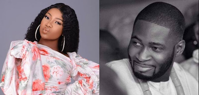 Controversial reality Tv star Tacha has come out to inform her Titans fans that she and Teebillz have part ways which means the ex BBN star is no longer with Billz Vision management.