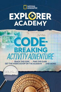 National Georaphic Kids' Explorer Academy: Code-Breaking Activity Adventure