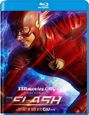 The Flash S01 All Episodes Dual Audio Hindi 720pHD BluRay