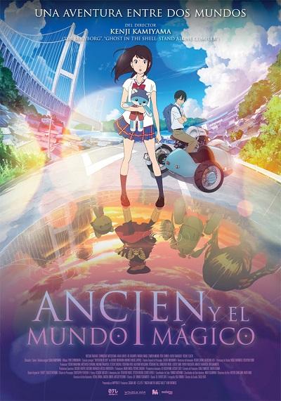 Ancien y el Mundo Mágico |Castellano| |Película| |720p| |Mega|