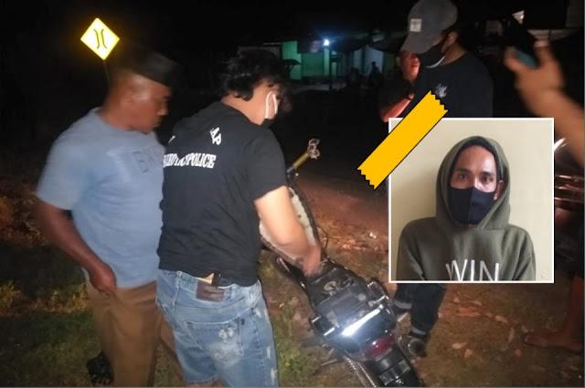 Kantongi sabu-sabu, pria asal Pekat Dompu ditangkap Polisi
