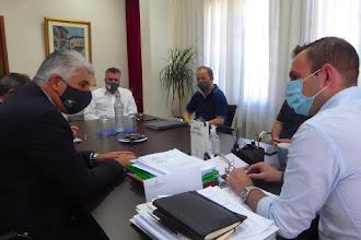 Συνάντηση του Δημάρχου Καστοριάς με τον γενικό Γραμματέα της ΚΕΔΕ
