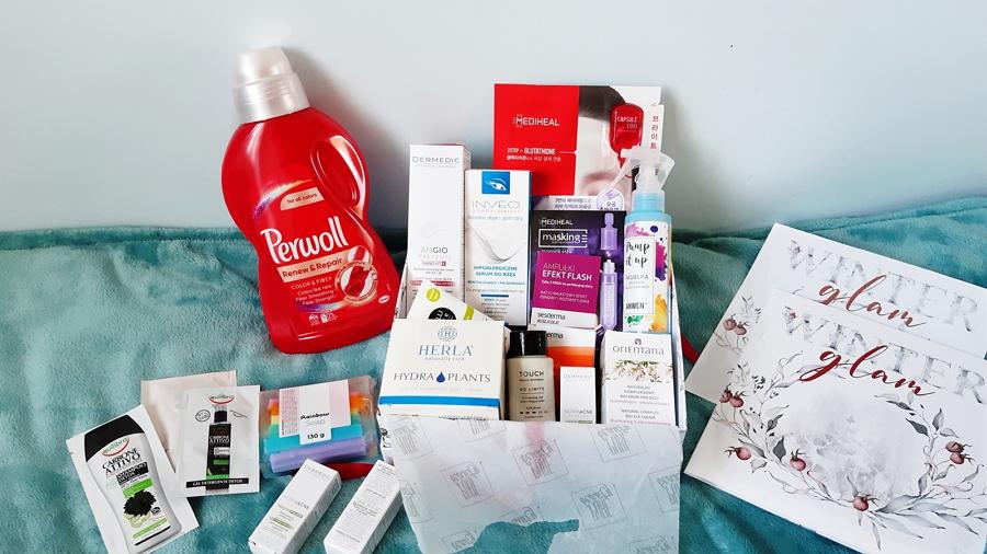 Pure Beauty • Box kosmetyczny, Grudzień 2020, Winter Glam