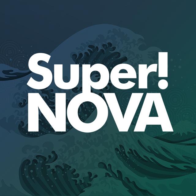 Imagen con el logotipo de Super!NOVA