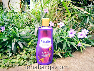 Vitalis Hadirkan Body Wash Dengan Sensasi #MandiParfum