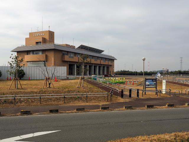江戸川 庄和排水機場