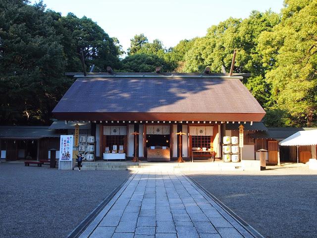 水戸 常磐神社