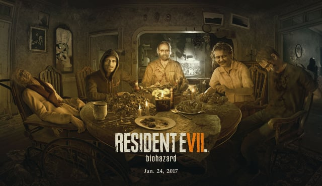 Resident Evil 7 chega em 24 de janeiro para PlayStation 4, Xbox One, PC e PlayStation VR