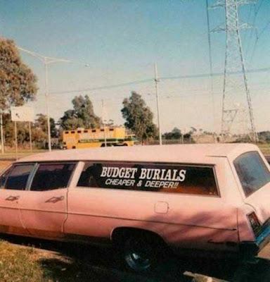 Budget Burials