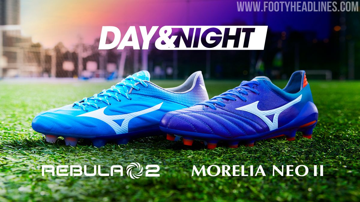 211f015fc9356 Mizuno Morelia Neo   Rebula  Day   Night  Pack Released - Leaked Soccer -  Nike and Adidas Cheap Football Boots Sale.