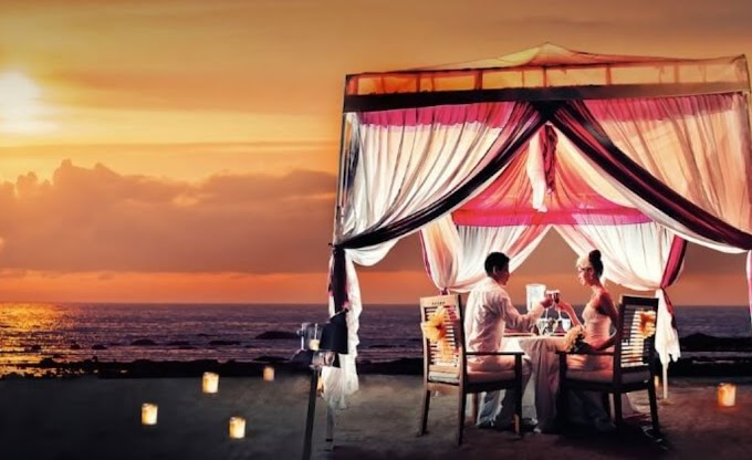 5 Romantic Places to Visit with your Sweetheart...!