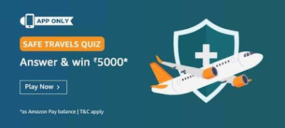 Amazon Safe Travels Quiz Answers