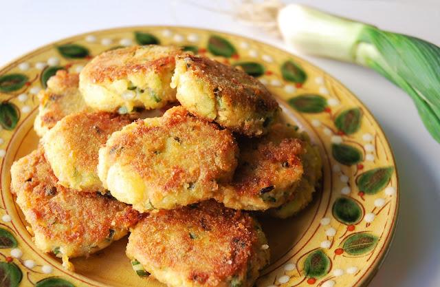 Fish cakes au thon