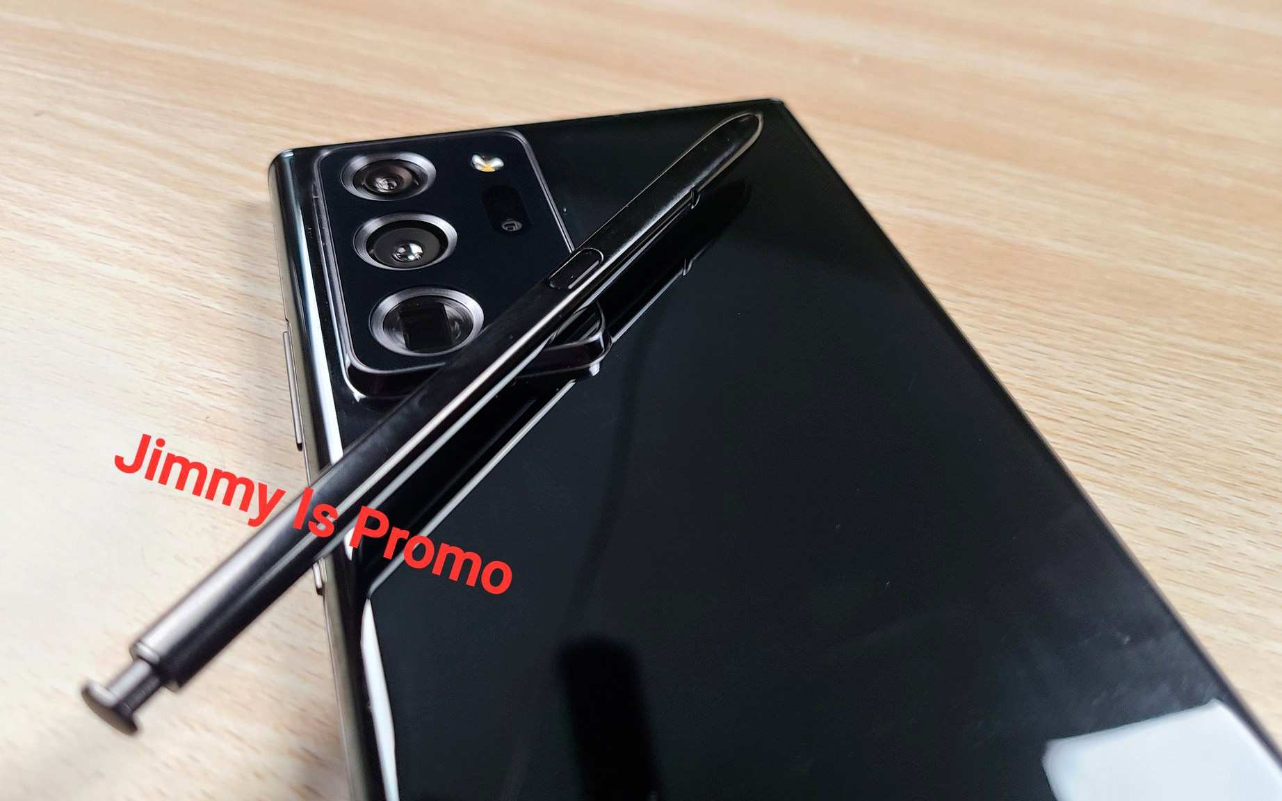 Samsung Galaxy Note 20: Photos show ultra model in the wild