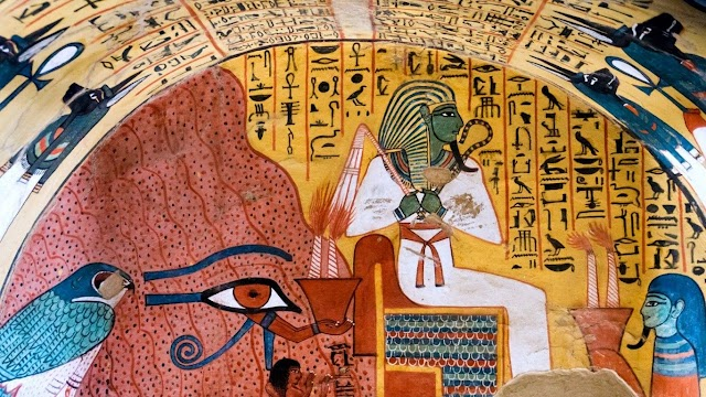 Ancient Egyptians Origins: Attempt to Trace Migrations, History and Genetic Analysis