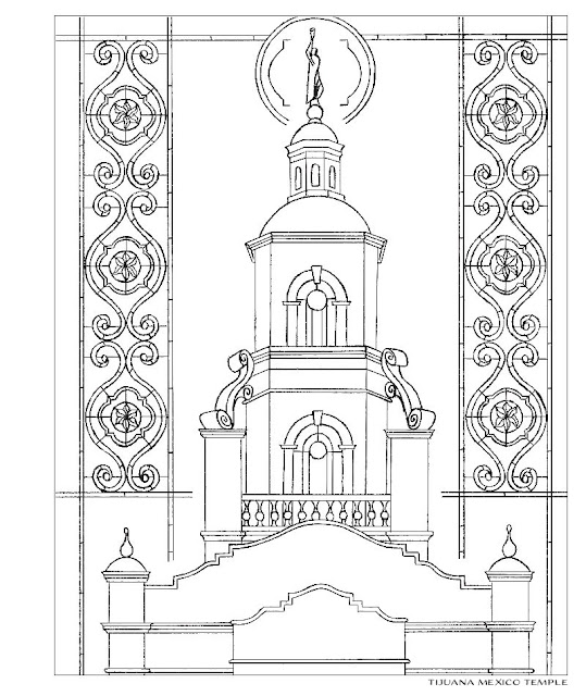 Free LDS Temples Coloring Page & NEW Coloring Book from ...