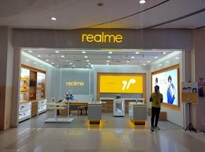Realme Exclusive Store di Cibinong City Mall Telah Diresmikan