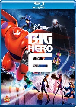 Big Hero 6 2014  Dual Audio BRRip 480p 300mb x264