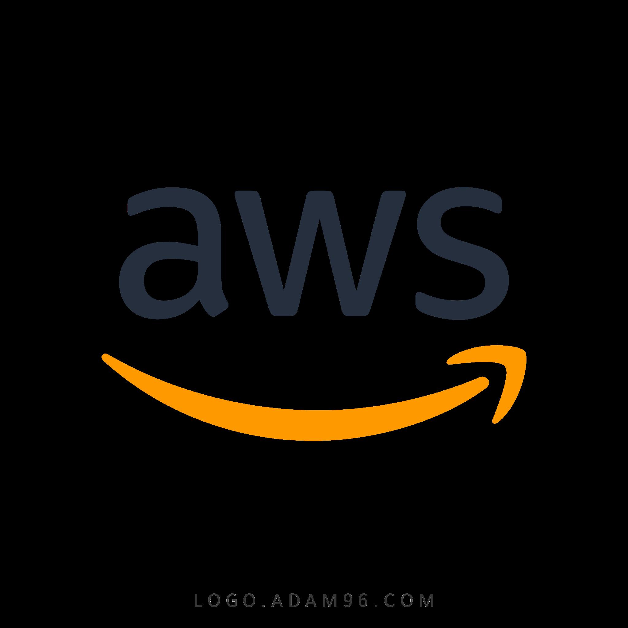 تحميل شعار أمازون ويب | Logo Amazon Web