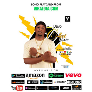 MUSIC: Davo Ft Gasky – Collect