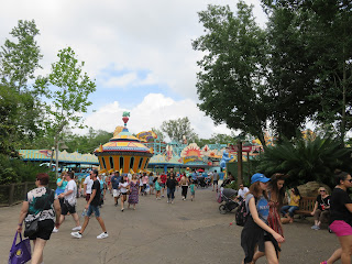 Chester and Hester's Dinorama Disney's Animal Kingdom