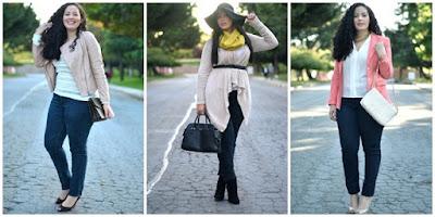 Celana Panjang untuk Wanita Berpaha Besar