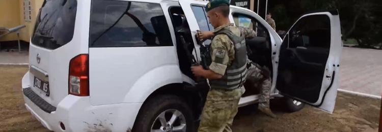 Дейнеко відправив 40 генеральских автівок на кордон
