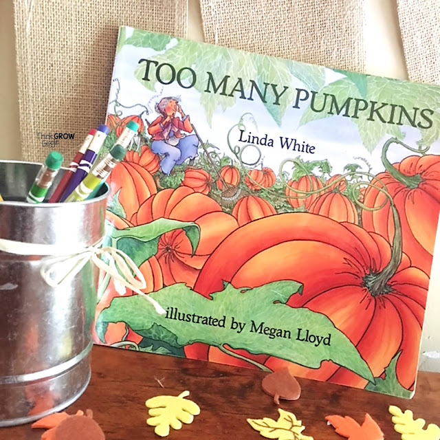 Too Many Pumpkins Aligned Activities