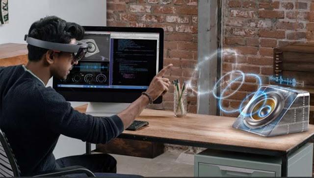 VR AND AR. Perkembantan  teknologi di masa depan.