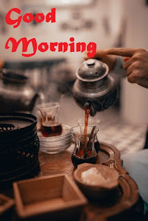 good morning chai