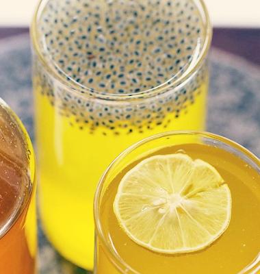 Bakar Lemak Dengan Lemon Dan Biji Selasih Boleh Hilang 18 Kg Dalam Masa 1 Bulan