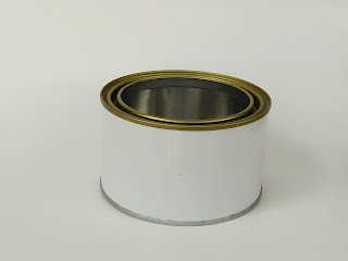 Sản xuất thiếc tráng đựng sơn nước, lon đựng háo chất mạnh, lon đựng sơn dầu 12