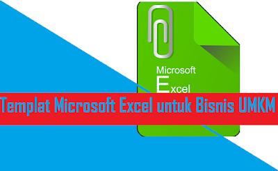 Templat Microsoft Excel untuk Bisnis UMKM