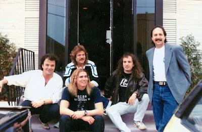 Rude Awakening... Middletown, New Jersey 1989