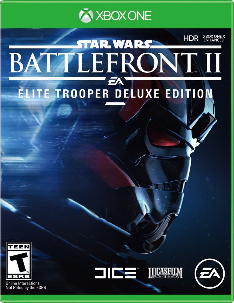 Star Wars Game For Xbox 1 : New games star wars battlefront ii pc ps xbox one